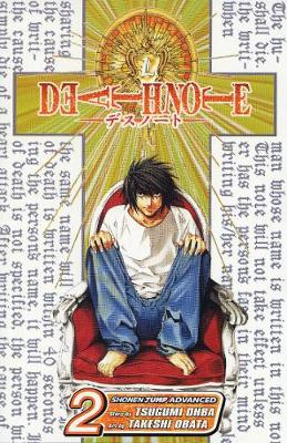 Death Note, Vol. 2 - Death Note 2 (Paperback)