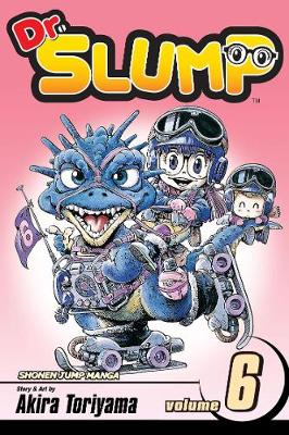 Dr. Slump, Vol. 6 - Dr. Slump 6 (Paperback)