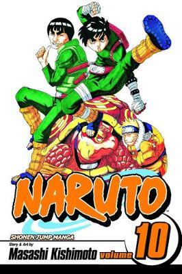 Naruto, Vol. 10 - Naruto 10 (Paperback)