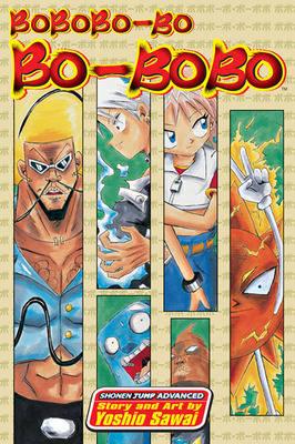 Bobobo-bo Bo-bobo, Vol. 1 (SJ Edition) - Bobobo-bo bo-bobo 1 (Paperback)