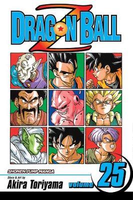 Dragon Ball Z, Vol. 25 - Dragon Ball Z 25 (Paperback)