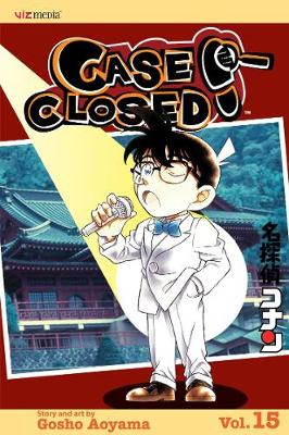 Case Closed, Vol. 15 - Case Closed 15 (Paperback)