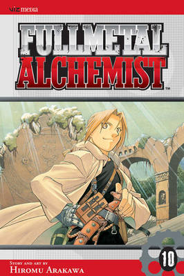 Fullmetal Alchemist, Vol. 10 - Fullmetal Alchemist 10 (Paperback)