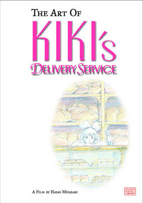 The Art of Kiki's Delivery Service - The Art of Kiki's Delivery Service (Hardback)