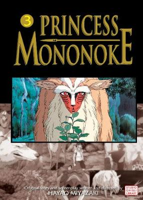 Princess Mononoke Film Comic, Vol. 3 - Princess Mononoke 3 (Paperback)