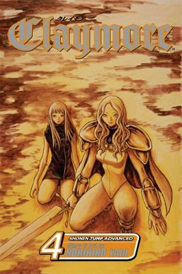 Claymore, Vol. 4 - Claymore 4 (Paperback)