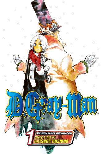 D.Gray-man, Vol. 1 - D.Gray-Man 1 (Paperback)