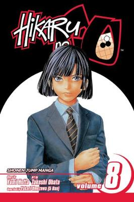 Hikaru no Go, Vol. 8 - Hikaru No Go 8 (Paperback)