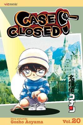 Case Closed, Vol. 20 - Case Closed 20 (Paperback)