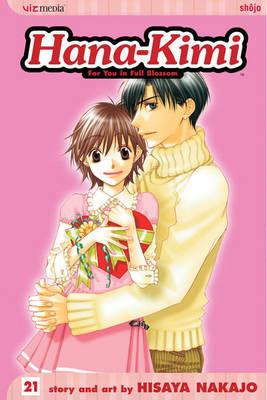 Hana-Kimi, Vol. 21 - Hana-Kimi 21 (Paperback)