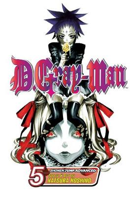 D.Gray-man, Vol. 5 - D.Gray-Man 5 (Paperback)