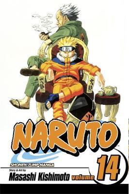 Naruto, Vol. 14 - Naruto 14 (Paperback)