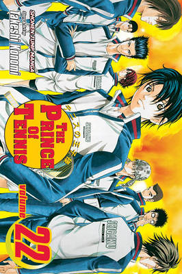 Prince of Tennis, Vol. 22 - Prince of Tennis 22 (Paperback)