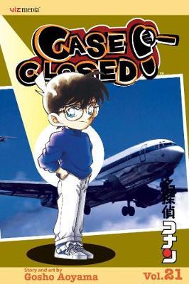 Case Closed, Vol. 21 - Case Closed 21 (Paperback)