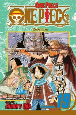 One Piece, Vol. 19 - One Piece 19 (Paperback)