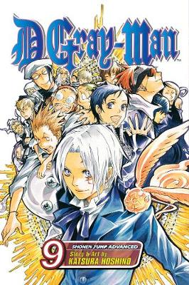 D. Gray-Man, Vol. 9 - D.Gray-Man 9 (Paperback)