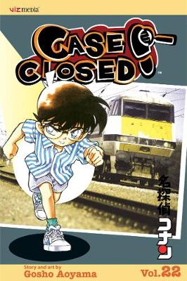 Case Closed, Vol. 22 - Case Closed 22 (Paperback)