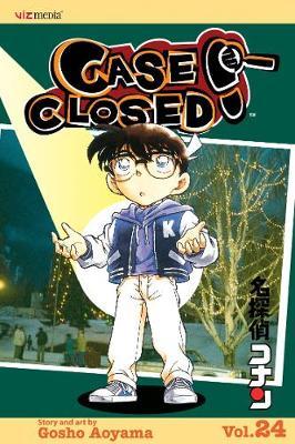 Case Closed, Vol. 24 - Case Closed 24 (Paperback)