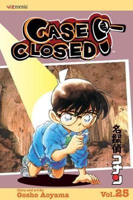 Case Closed, Vol. 25 - Case Closed 25 (Paperback)