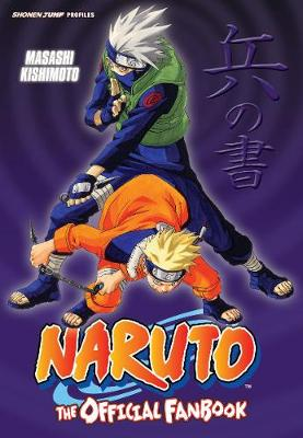 Naruto: The Official Fanbook - Naruto (Paperback)