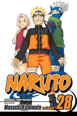 Naruto, Vol. 28 - Naruto 28 (Paperback)