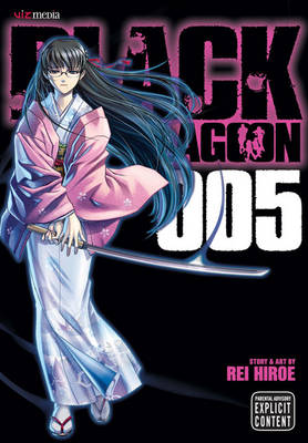 Black Lagoon, Vol. 5 - Black Lagoon 5 (Paperback)