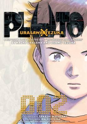 Pluto: Urasawa x Tezuka, Vol. 2 - PLUTO 2 (Paperback)