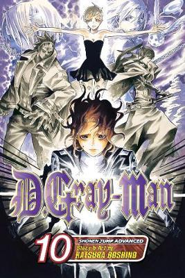 D. Gray-Man, Vol. 10 - D.Gray-Man 10 (Paperback)