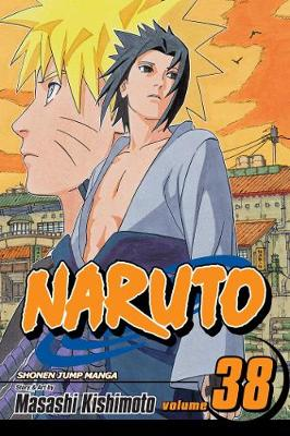 Naruto, Vol. 38: Naruto - Naruto 38 (Paperback)