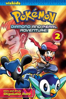 Pokemon: Diamond and Pearl Adventure!, Vol. 8 - Pokemon 8 (Paperback)