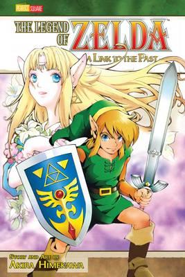 The Legend of Zelda, Vol. 9: A Link to the Past - The Legend of Zelda 9 (Paperback)