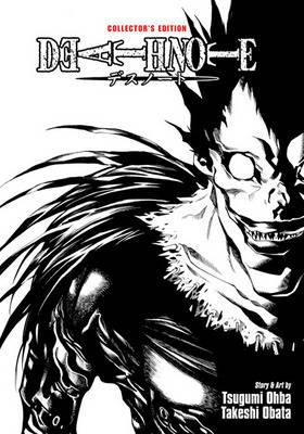 Death Note, Vol. 1 (Collector's Edition) - Death Note 1 (Hardback)