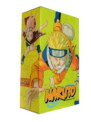 Naruto Box Set 1: Volumes 1-27 with Premium - Naruto 1 (Paperback)