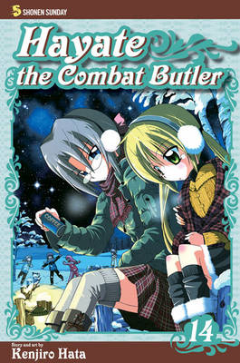 Hayate the Combat Butler, Vol. 14 - HAYATE 14 (Paperback)