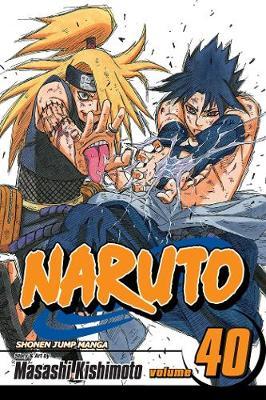 Naruto manga | Waterstones