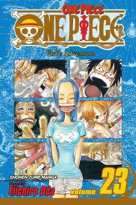 One Piece, Vol. 23 - One Piece 23 (Paperback)