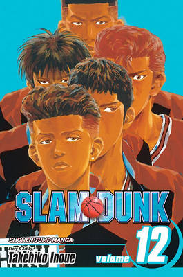Slam Dunk, Vol. 12 - Slam Dunk 12 (Paperback)