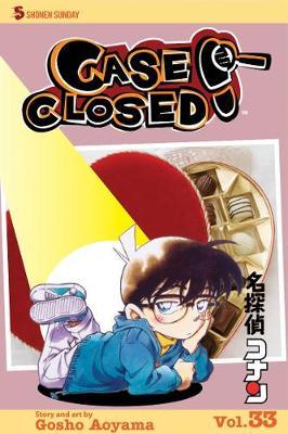 Case Closed, Vol. 33 - Case Closed 33 (Paperback)