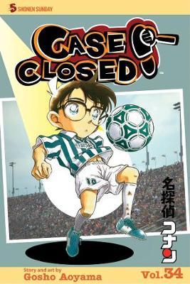 Case Closed, Vol. 34 - Case Closed 34 (Paperback)