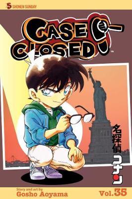 Case Closed, Vol. 35 - Case Closed 35 (Paperback)