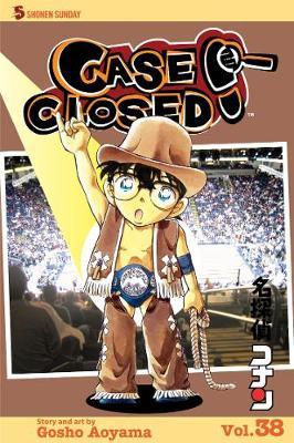 Case Closed, Vol. 38 - Case Closed 38 (Paperback)