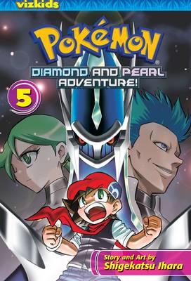 Pokemon: Diamond and Pearl Adventure!, Vol. 5 - Pokemon 5 (Paperback)