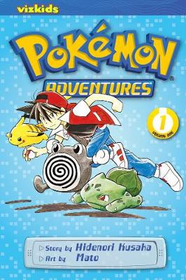 Pokemon Adventures, Vol. 1 (2nd Edition) - Pokemon 1 (Paperback)