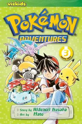 Pokemon Adventures (Red and Blue), Vol. 3 - Pokemon 3 (Paperback)