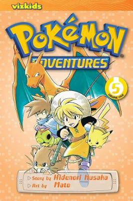 Pokemon Adventures, Vol. 5 (2nd Edition) - Pokemon 5 (Paperback)