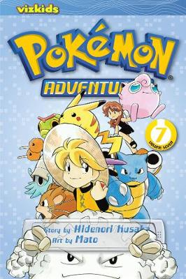 Pokemon Adventures (Red and Blue), Vol. 7 - Pokemon 7 (Paperback)