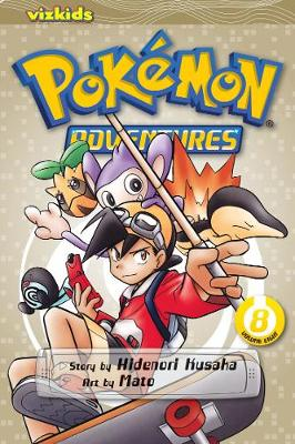 Pokemon Adventures (Gold and Silver), Vol. 8 - Pokemon 8 (Paperback)