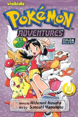 Pokemon Adventures (Gold and Silver), Vol. 10 - Pokemon Adventures 10 (Paperback)