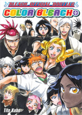 Color Bleach+: The Bleach Official Bootleg - Bleach (Paperback)