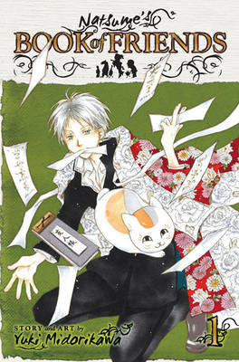 Natsume's Book of Friends, Vol. 1 - Natsume's Book of Friends 1 (Paperback)